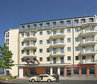 Best Western Hotel Nurnberg City West