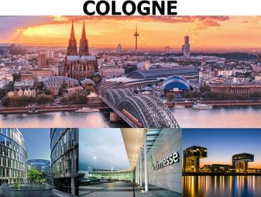 Cologne: The City with a Car Engine for a Heart