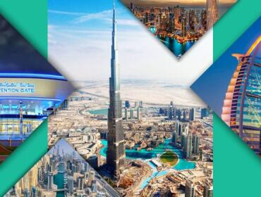 The Trade Fairs and Exhibition in Dubai