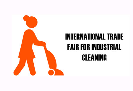 INTERNATIONAL TRADE FAIR FOR INDUSTRIAL CLEANING