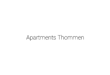 Apartments Thommen